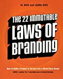 img - for The 22 Immutable Laws of Branding 1st (first) Edition by Ries, Al, Ries, Laura published by HarperBusiness (2002) book / textbook / text book