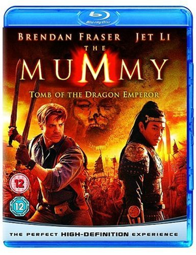 The Mummy: Tomb of the Dragon Emperor / Мумия: Гробница Императора Драконов (2008)