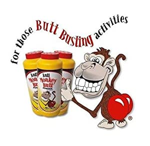 Anti Monkey Butt Powder with Calamine