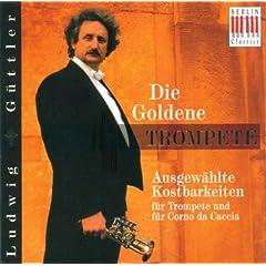 Trumpet and Corno da Caccia Concert - Sprenger / Hertel / Telemann / Haydn / Mozart / Torelli