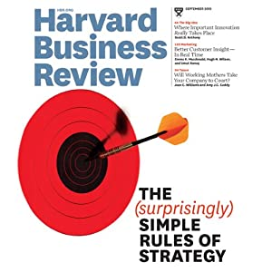 Harvard Business Review, September 2012 | [Harvard Business Review]