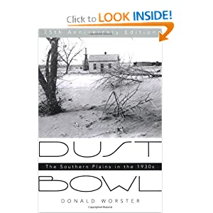 Dust Bowl: The Southern Plains in the 1930s by Donald Worster - PDF free download eBook