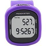 SMARTFLY Tri-axi Sensor Silicon Waterproof Pedometer Watch