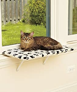Cat Window Perch likewise 231636441150 as well 181779532191 together with 141763621633 as well Cutpety Cat Window Perch Sunny Seat Window Mounted Cat Bed Double Brown. on cat perch window seat