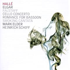 Cello Concerto / Falstaff / Romance for Basson