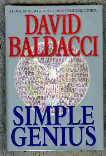 Simple Genius (King & Maxwell): David Baldacci: 9780446580342: Amazon.com: Books