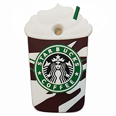 Thunderous Starbucks Coffee Ice Cream Silicone Back Cover Case for Nokia Lumia N630/635 by Thunderous Technology