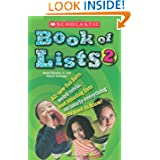Scholastic Book Of Lists II
