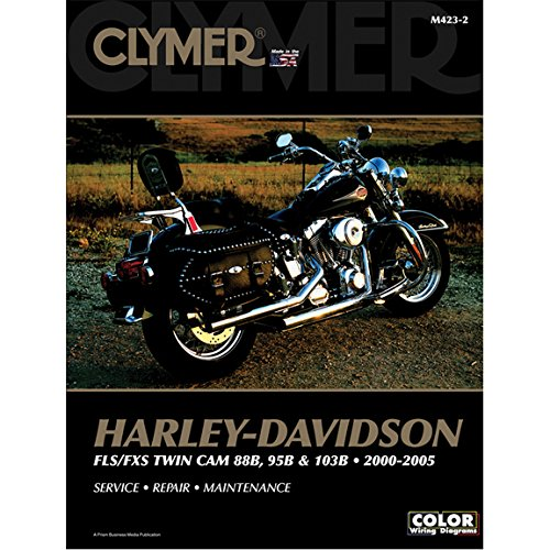 Clymer Repair Manual M423-2 (2000 Softail Service Manual compare prices)