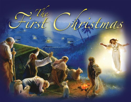 The First Christmas: Pop-Up