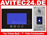 VIDEO T�RSPRECHANLAGE FINGERPRINT VT5...