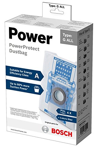 Bosch BBZ41FGALL - Sacchetti PowerProtect per aspirapolvere