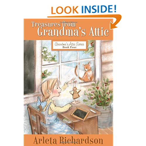 Treasures from Grandma's Attic (Grandma's Attic Series)