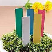 Long Plastic Plant Seed Labels Pot Marker Nursery Garden Stake Tags Whg4