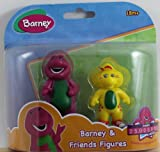 Barney & Friends Figures, Barney and B.J.