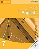Cambridge Checkpoint English Workbook 7 (Cambridge International Examinations)