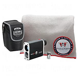 Bushnell Tour Z6 Rangefinder Wingman Pack by Bushnell