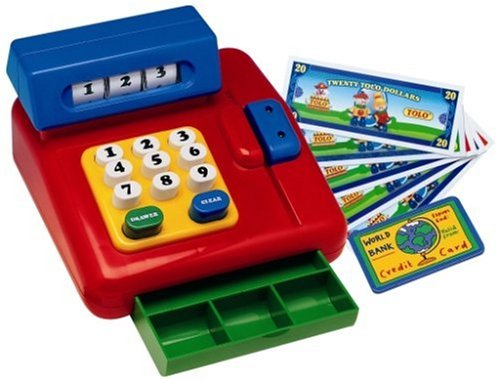 Tolo Toys Kids Cash Register - Buy Tolo Toys Kids Cash Register - Purchase Tolo Toys Kids Cash Register (Small World Toys, Toys & Games,Categories,Pretend Play & Dress-up,Sets,Cooking & Housekeeping,Grocery Shopping)
