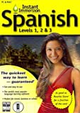 Spanish Levels 1, 2 & 3 (Instant Immersion)