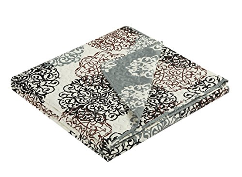 Chic-Home-1-Piece-Judith-Boho-Inspired-Reversible-Print-Quilt-Set
