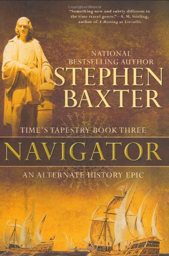 Image of Navigator: Time's Tapestry, Book Three