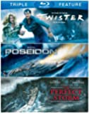 Twister & Poseidon & Perfect Storm [Blu-ray] [Import]