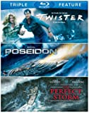 Image de Twister & Poseidon & Perfect Storm [Blu-ray]