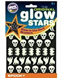 The Original Glowstars Company Glow in the Dark Stickers Spooky