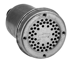 Briggs & Stratton 393010S Lo-Tone Muffler For 5-8 HP Horizontal and Vertical Engines with 3/4-Inch NPT from Magneto Power