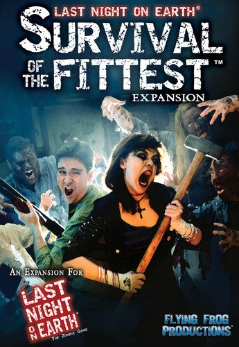 51 sPL9n7qL Reviews Last Night on Earth: Survival of The Fittest Expansion