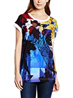 Just Cavalli Camiseta Manga Corta (Multicolor)