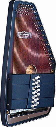 [해외]공연 가방 및 기타 w 오스카 슈미트 OS11021 솔리드 스프루스 위로 자크 Autoharp/Oscar Schmidt OS11021 Solid Spruce Back Ozark Autoharp w Gig Bag and