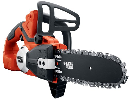Black and Decker LCS120 20-Volt Lithium Ion Cordless Chain Saw,Includes 20v Battery
