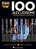 img - for 100 Jazz Lessons: Keyboard Lesson Goldmine Series Book/2-CD Pack book / textbook / text book