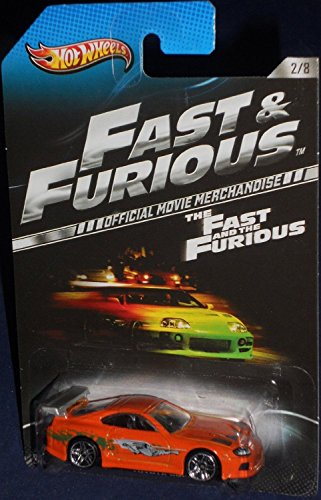 2014 Hot Wheels Fast & Furious Limited Edition - Toyota Supra [2/8] Paul Walker