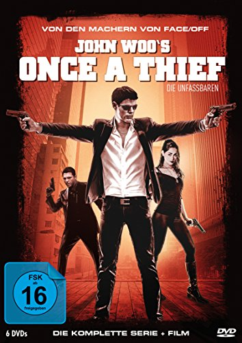 John Woo's Once A Thief - Die Komplette Serie [6 DVDs]