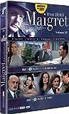 echange, troc Maigret - L'intégrale, volume 25 - Maigret et la maison du juge/Maigret se trompe