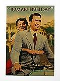 ポスター 映画 ローマの休日 オードリー・ヘプバーン B3サイズ FI01