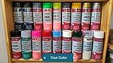 2 Stück Spraylack Farbauswahl Lackspray Felgenspray Sprühfarbe Farbe Spraylack 400ml (neon pink)