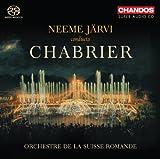 Chabrier: Orchestra Music [Neeme J�rvi, Orchestre de le Suisse Romande ] [Chandos: CHSA 5122]