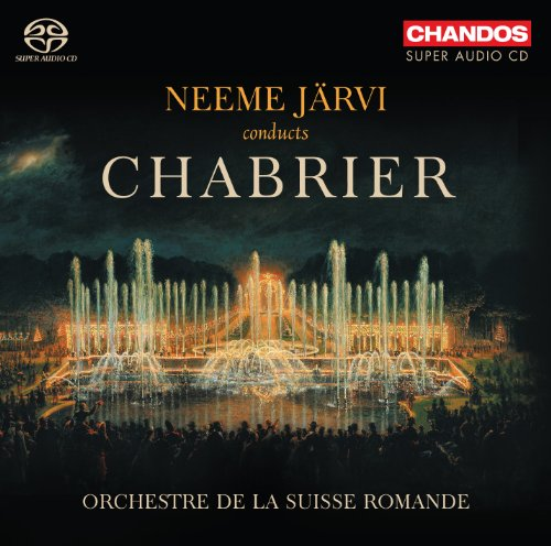 Buy Neeme Jarvi Conducts Chabrier Orchestral Works From amazon