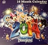 DISNEYLAND 16-Month Calendar (September 2013 - December 2014) - Disney Parks Exclusive & Limited Availability