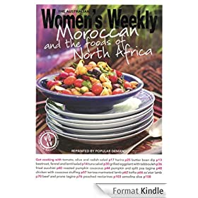 Moroccan & Foods of North Africa: The Australian Women's Weekly (The Australian Women's Weekly Essentials Book 8) (English Edition)