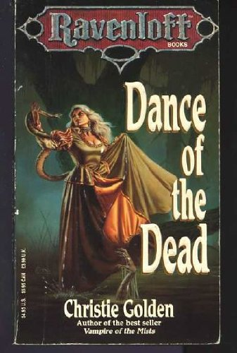 DANCE OF THE DEAD (Ravenloft Books)