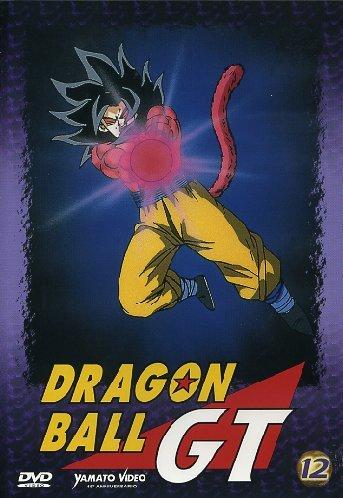 Dragon Ball GT #12 (Eps 56-60) [Italia] [DVD]