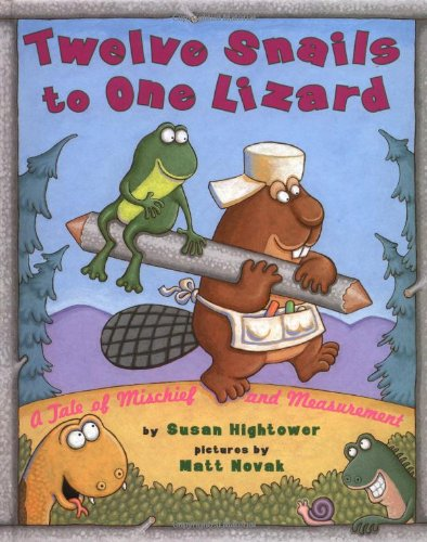 Twelve Snails to One Lizard: A Tale of Mischief and Measurement