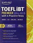 Kaplan TOEFL Ibt Premier 2014-2015 wi...