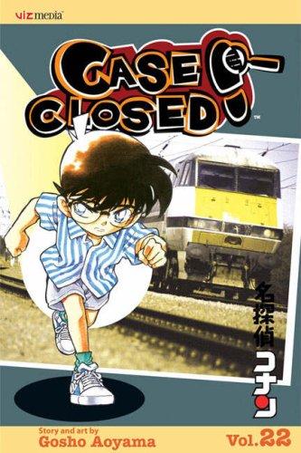 名探偵コナン コミック22巻 (英語版)