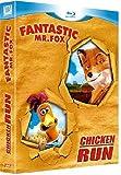 echange, troc Fantastic Mr. Fox + Chicken Run [Blu-ray]