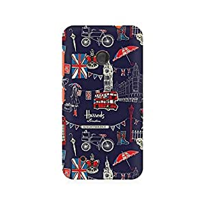Mobicture London Fusion Premium Printed Case For Nokia Lumia 530
